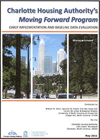 cover of Charlotte Housing Authority report