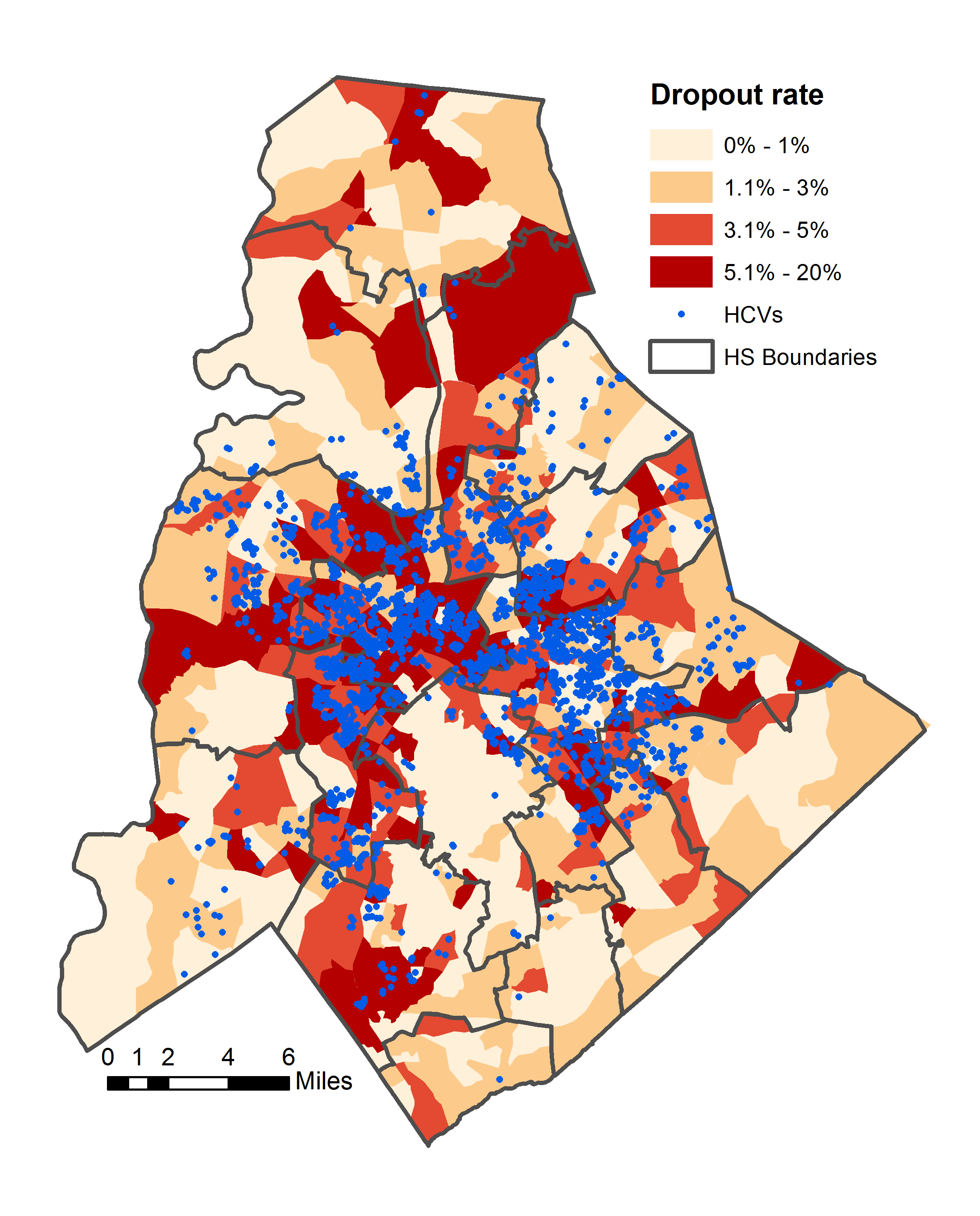 concentrations of housing choice voucher recipients in charlotte neighborhoods with higher high. Black Bedroom Furniture Sets. Home Design Ideas