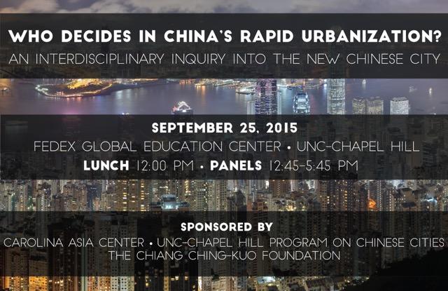 China Urbanization