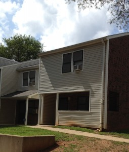 Tarlton Hills is one of five public housing developments where the Charlotte Housing Authority has implemented a work requirement with on-site case management for residents.