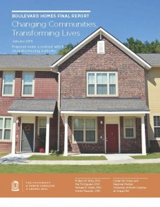 Changing Communities, Transforming Lives Cover