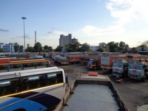 Chokepoint Trucks