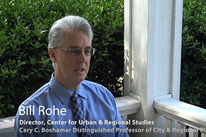 Bill Rohe on Work Requirements in Public Housing