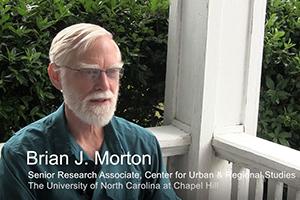 Brian Morton on Bike&Place