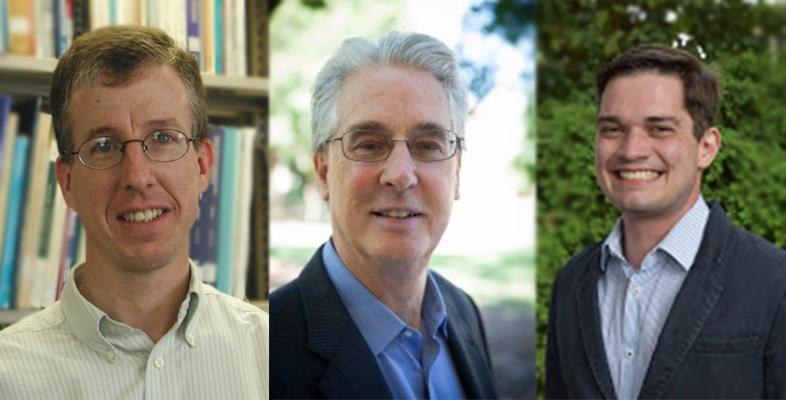 Jon Hussey, Bill Rohe and Michael Webb