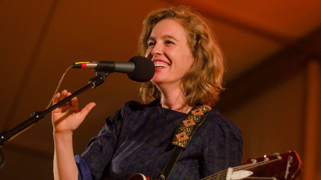 Grammy-nominated singer/songwriter Tift Merritt has become the Community Histories Workshop's Performing Artist in Residence. Photo: Brian Blauser