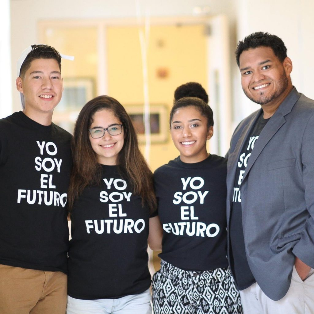 Yo soy El Futuro, courtesy of the Carolina Latinx Center